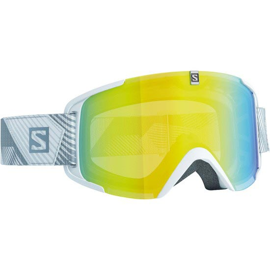 Salomon Xview - White/Lolilight/Lightyellow