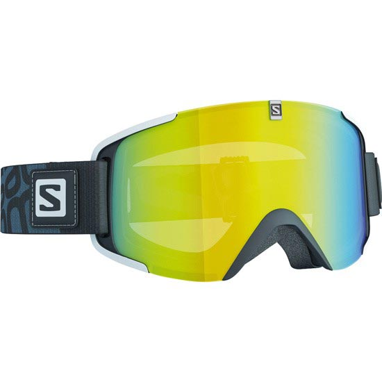 Salomon Xview - Black/Lolilight/Lightyellow