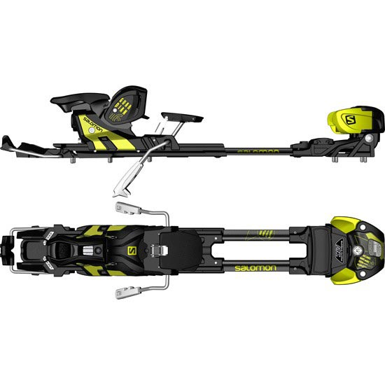 Salomon Guardian MNC 16 S - Yellow/Black