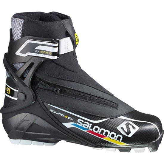 Salomon Equipe 8 Skate CF - Black/Multi