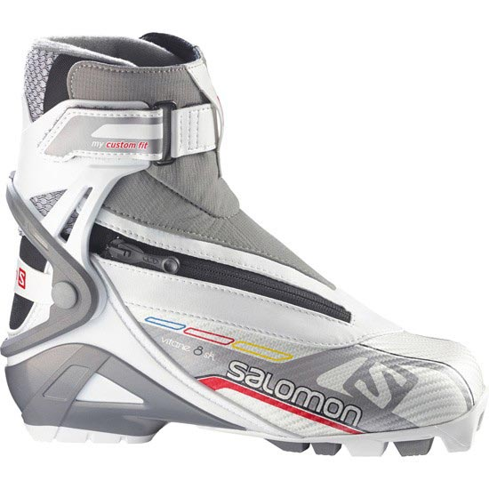 Salomon Vitane 8 Skate W - White/Grey