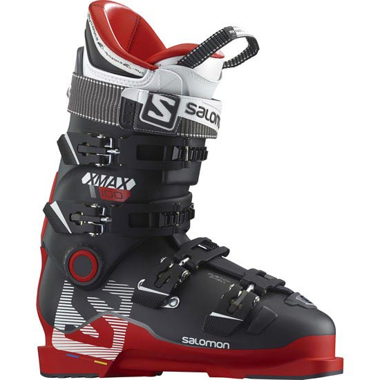 Salomon X MAX 100 - Red/Black
