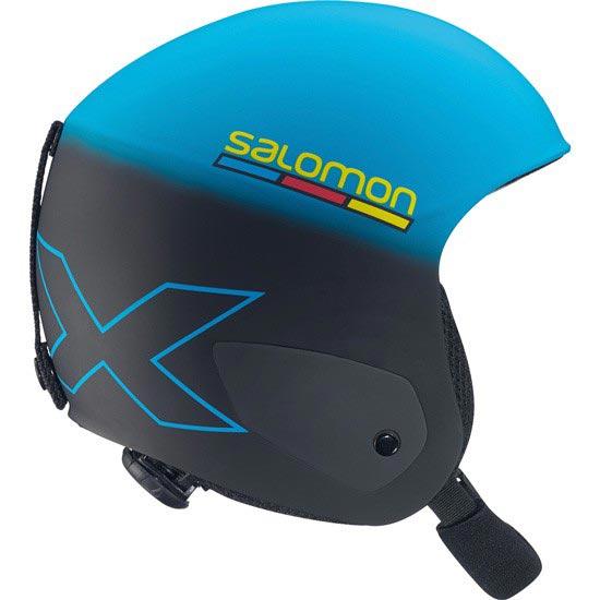 Salomon X Race Jr - Blue/Black Matt
