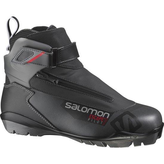 Salomon Escape 7 Pilot CF - Black/Grey