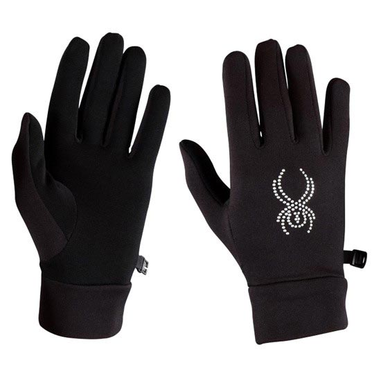 Spyder Stretch Fleece Conduct Glove W - Black