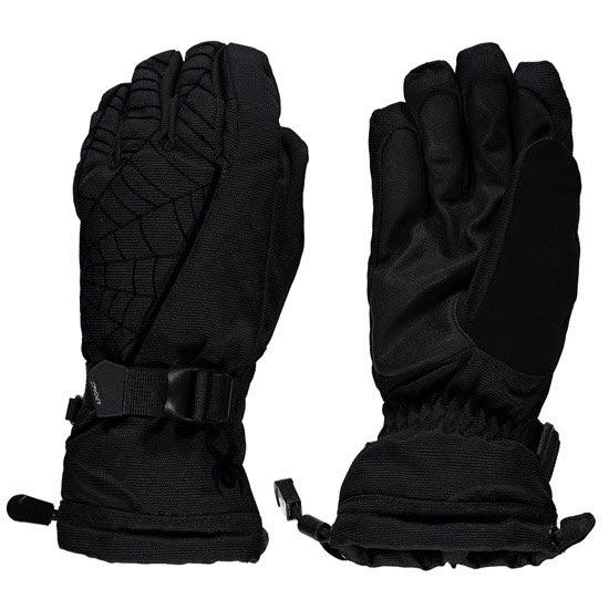 Spyder Overweb Ski Glove Jr - Black