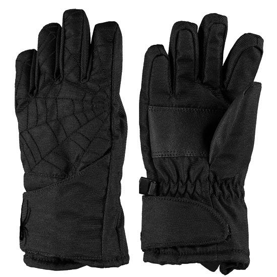 Spyder Mini Overweb Ski Glove Kids - Black