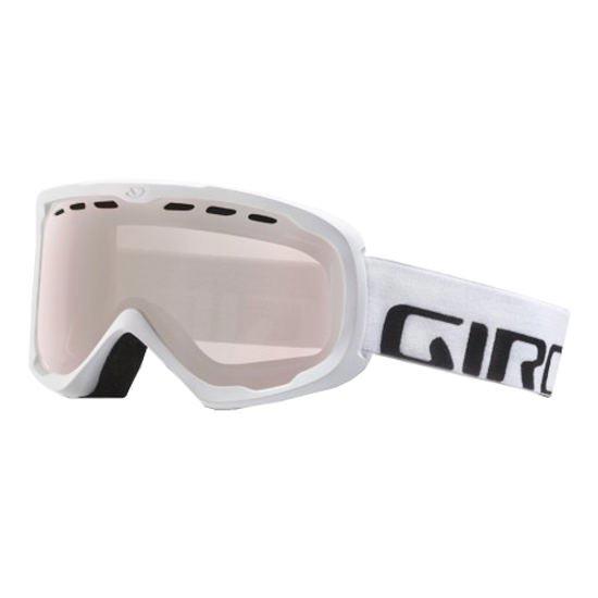 Giro Focus - White Wordmark