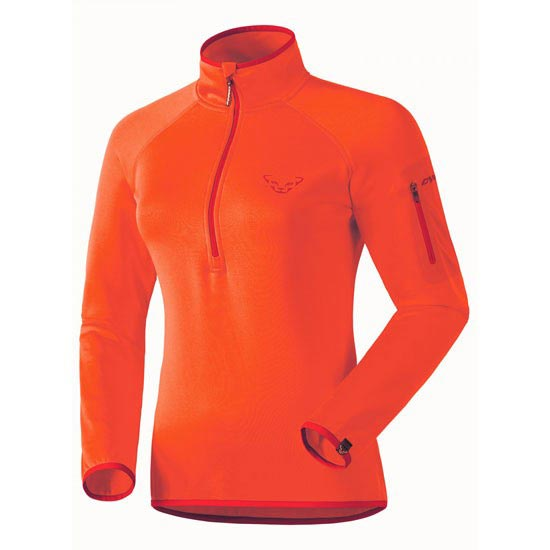 Dynafit Thermal 1/2 Zip W - Fluela
