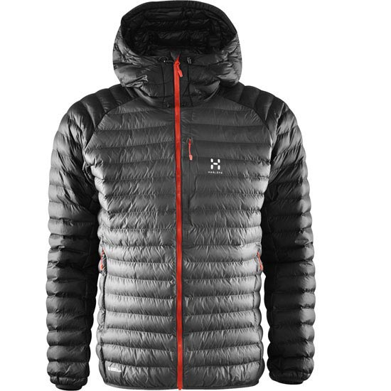 Haglöfs Essens Mimic Hood - Magnetite/True Black