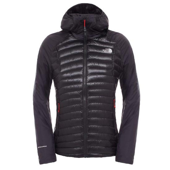 The North Face Verto Prima Hoodie W - TNF Black