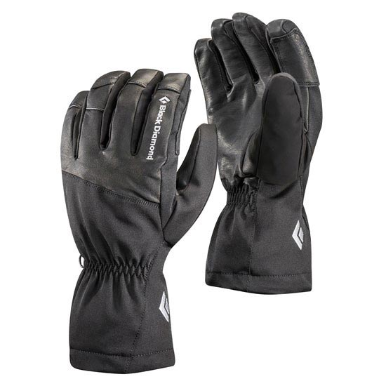 Black Diamond Renegade Gtx Glove - Black