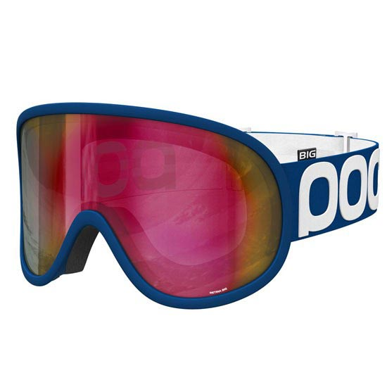 Poc Retina Big - Lead Blue