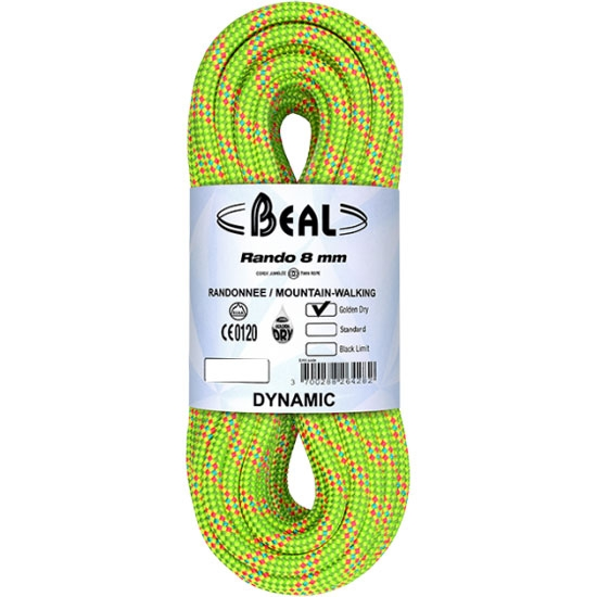 Beal Rando GDry 8mm (by the metre) -