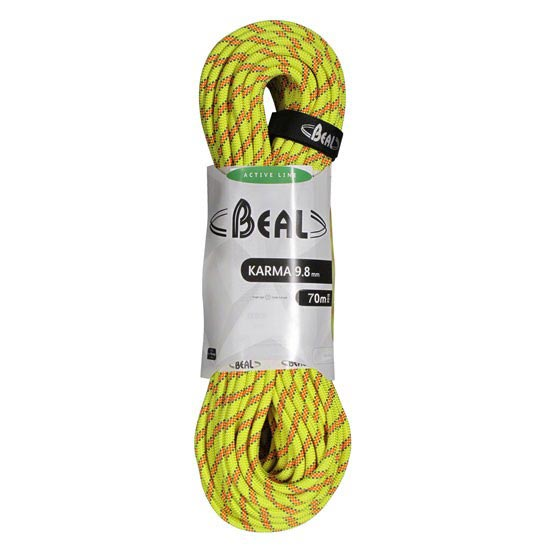 Beal Karma 9.8 mm x 70 m - Amarillo