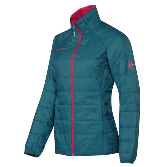 Mammut Runbold Light In Jacket W - Dark Pacific/Light Carmine