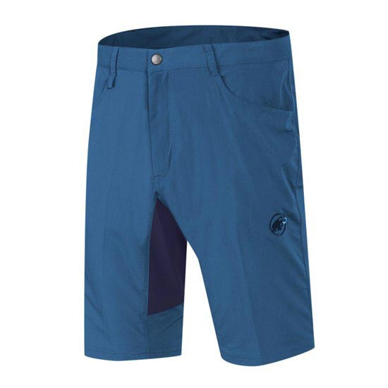 Mammut Runbold Light Shorts - Dark Cyan/Marine