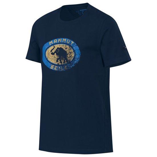 Mammut Seile T-Shirt - Marine