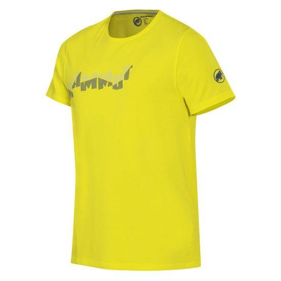 Mammut Runbold T-Shirt - Limeade