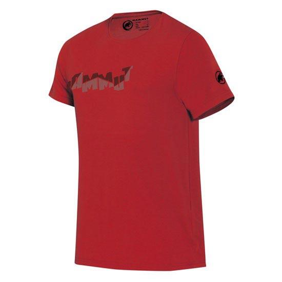 Mammut Runbold T-Shirt - Lava