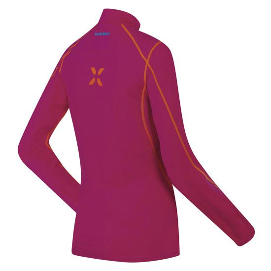 Mammut Jungfrau Longsleeve W - Photo de détail