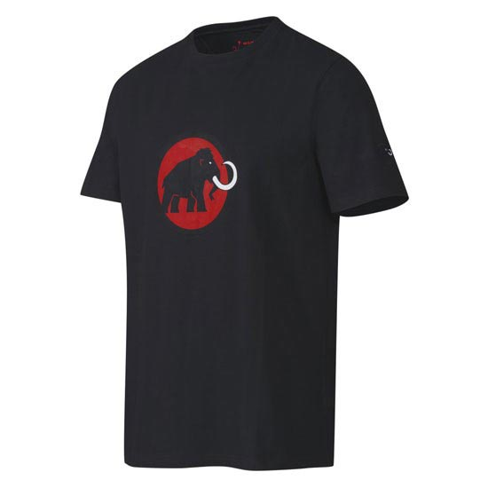 Mammut Logo T-Shirt - Black