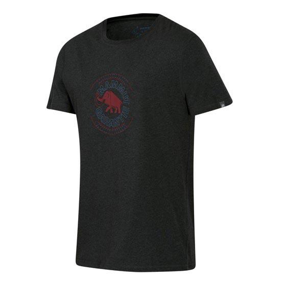 Mammut Garantie T-Shirt - Graphite Mélange