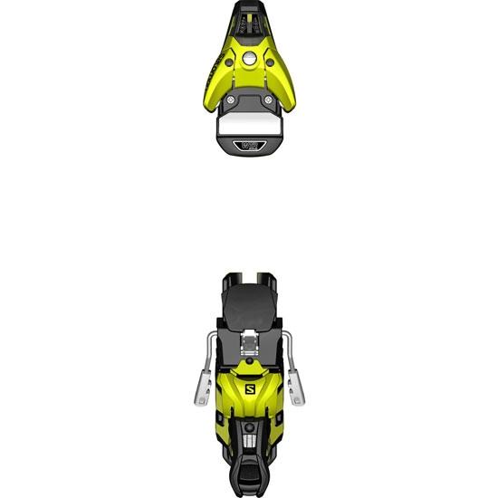 Salomon T STH2 WTR 16 Yellow/Black - Yellow/Black