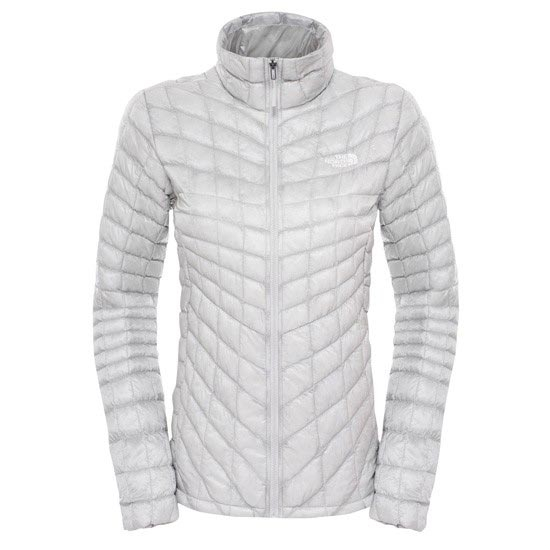 The North Face Thermoball Jacket W - High Rise Grey