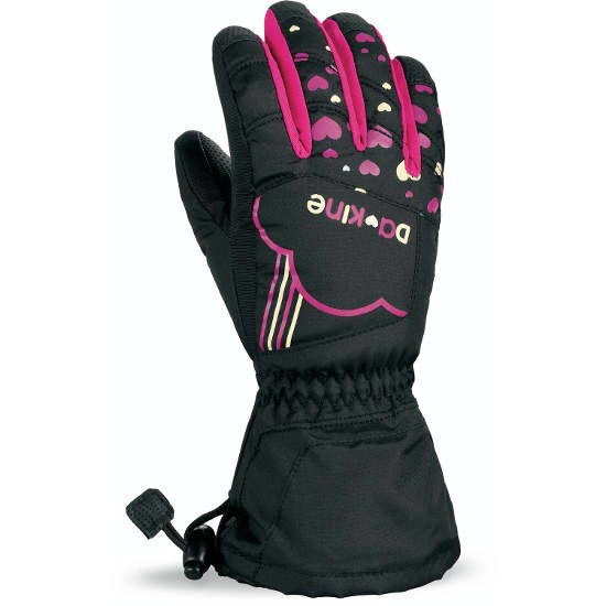 Dakine Tracker Glove Jr - Hearts