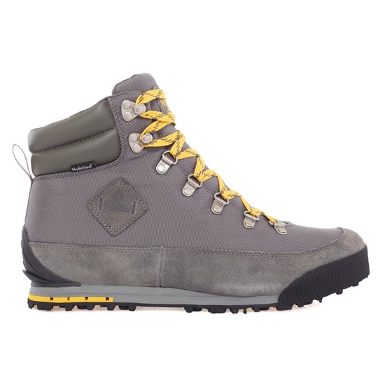 The North Face Back-To-Berkeley NL - Graphite Grey/ TNF Yellow