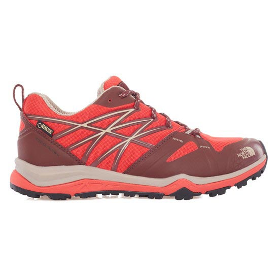 The North Face Hedgehog Fastpack Lite GTX W - Melon Red/Atmosphere Grey