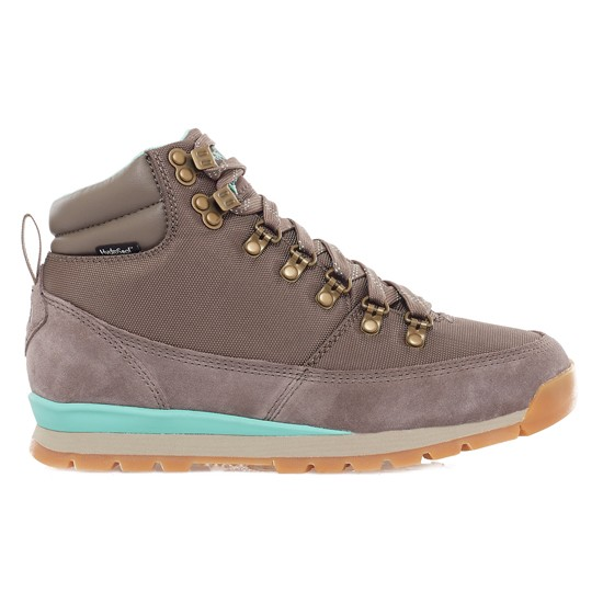 The North Face Back-To-Berkeley Redux W - Morel Brown/Surf Green