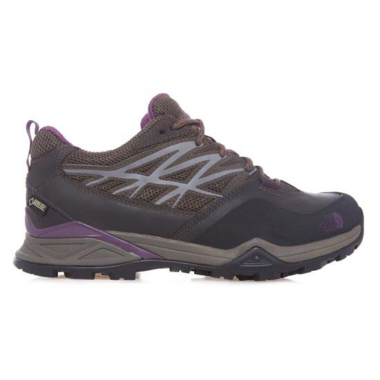 The North Face Hedgehog Hike GTX W - Weimaraner Brown/Black Currant Purple