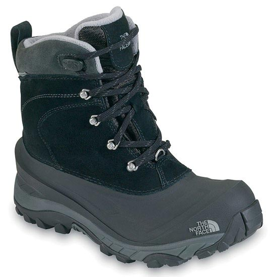 The North Face Chilkat II - Black/Griffin Grey