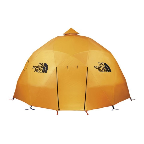 The North Face 2-Meter Dome - Gold/White/Black