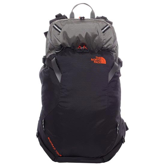 The North Face Snomad Tour - Tnf Black/Acrylic Orange