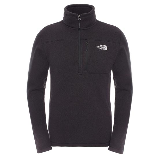 The North Face Gordon Lyons 1/4 Zip - TNF Black Heather