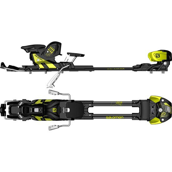 Salomon Guardian MNC 16 L - Yellow/Black