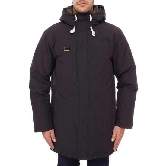 The North Face Himalayan Long Parka - Photo de détail