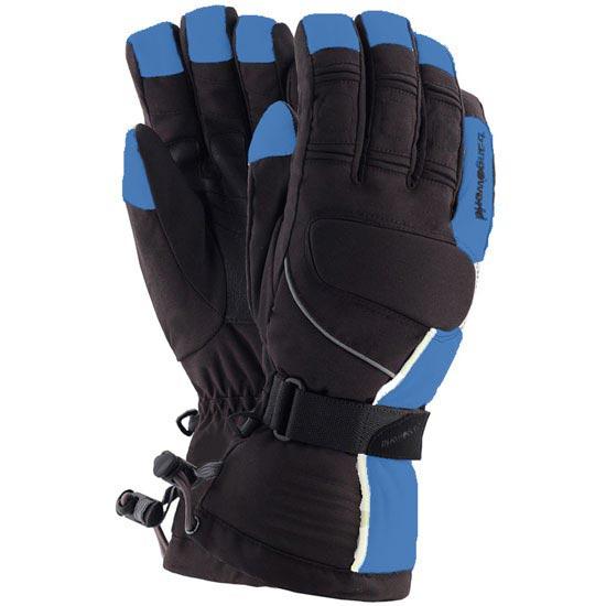 Trangoworld Guante Aspen - Negro/Azul