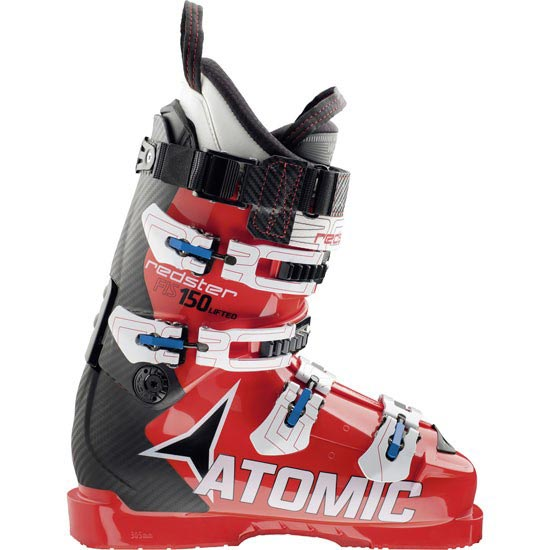 Atomic Redster FIS 150 Lifted Thermoformable - Lifted Red/Black
