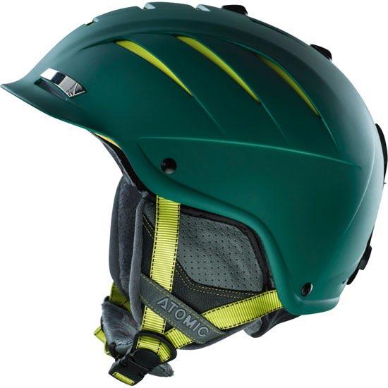 Atomic Nomad LF - Dark Green