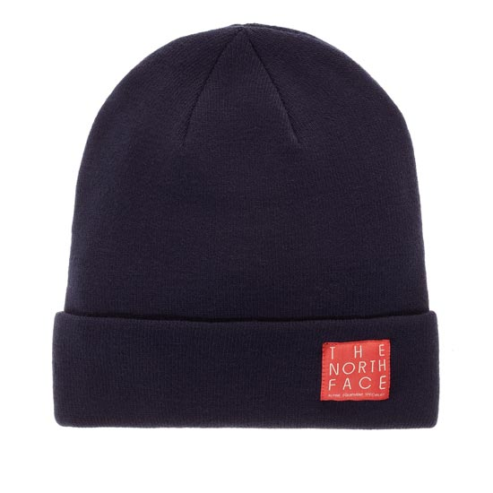 The North Face Dock Worker Beanie - Cosmic Blue