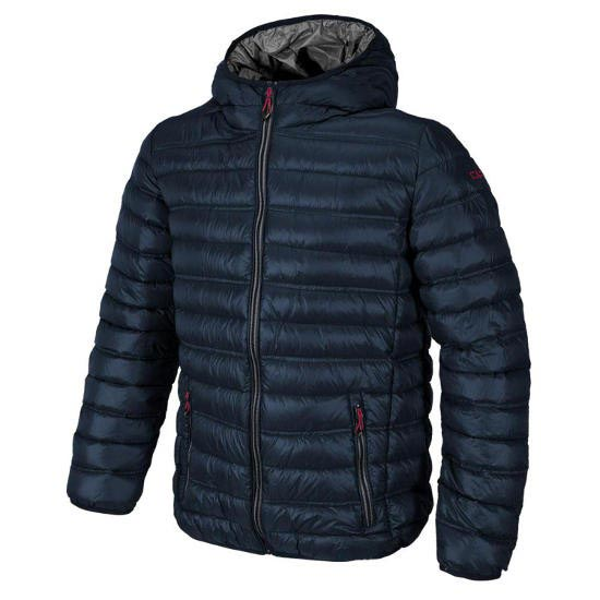 Campagnolo Fix Hood Down Jacket - Navy Stone
