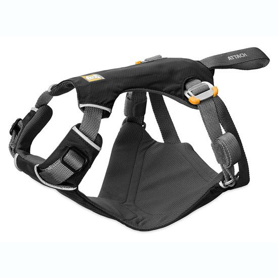 Ruffwear Load Up Harness - Obsidian Black