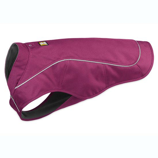 Ruffwear K-9 Overcoat - Larkspur Purple
