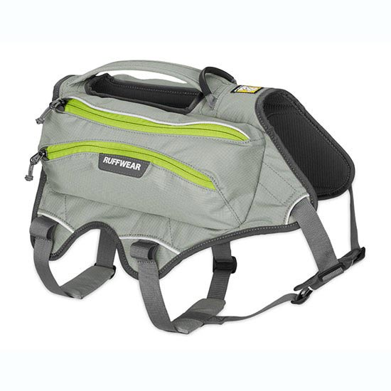 Ruffwear Singletrack Pack - Cloudburst Gray