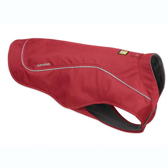 Ruffwear K-9 Overcoat - Cinder Cone Red