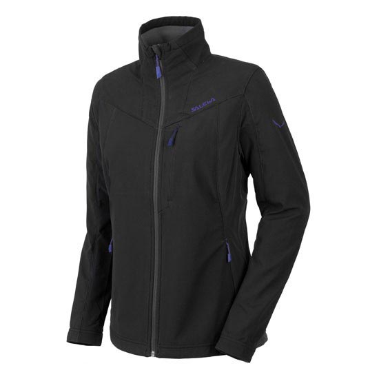 Salewa Federspiel Jacket W - Black Out